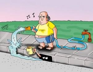 charge falta de água 2