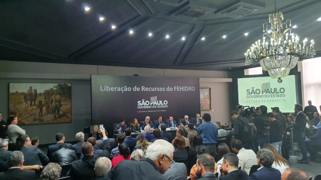 Evento Governo do Estado